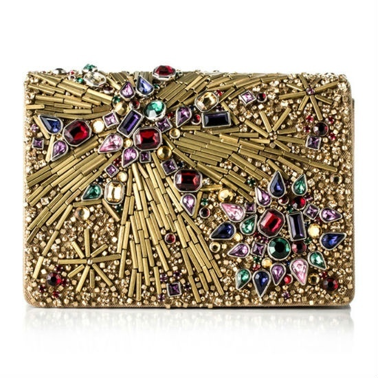 VIDA Statement Clutch - Sunrise Clutch LS by VIDA ZfLjXlMZWE