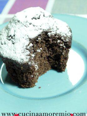 Morette (tortine al cacao light)