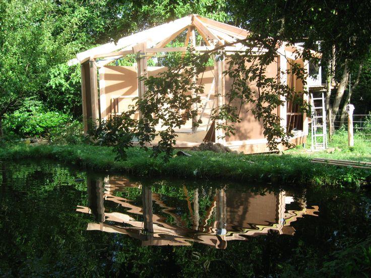 13 best maison autonome images on Pinterest Solar energy, Eco - plan fabrication eolienne maison