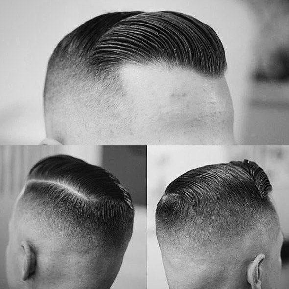 """Gefällt 13 Mal, 1 Kommentare - Heritage BarberShop (@heritage_barbershop) auf Instagram: """"#sidepart #oldschoolbarber #heritage_barbershop #cortesdepelo #moda #hairstyle #haircut Separa tu…"""""""