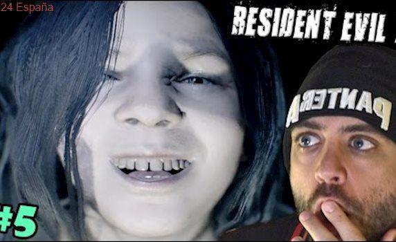 MIRA ESTE VÍDEO PARA CONOCER LA VERDAD SOBRE EL JUEGO | Resident Evil 7 #5