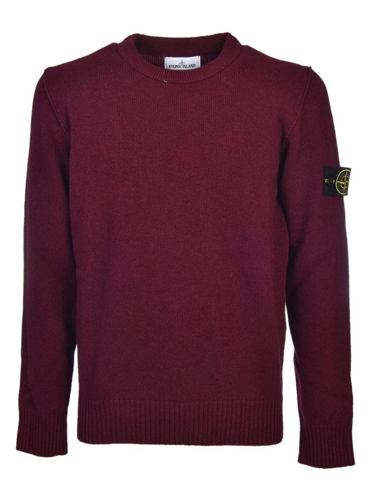STONE ISLAND Stone Island Crew Neck Sweater. #stoneisland #cloth #