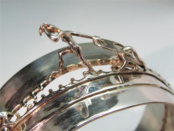 Fabiana Fusco - Zip bracelet