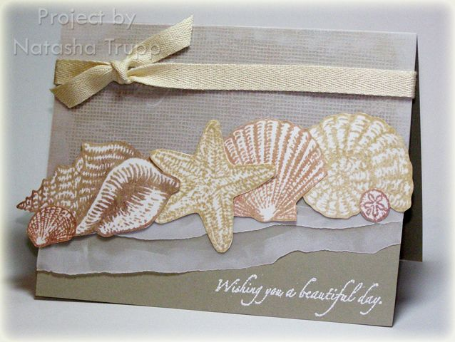 Beautiful Beach by tashers - Cards and Paper Crafts at Splitcoaststampers