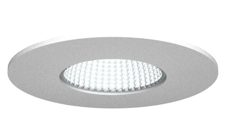 LETO4 Fixed Recessed Fixture for Damp Location