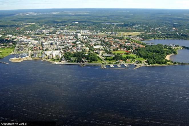 Kemi Harbour, Kemi, Finland