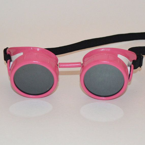 Gafas Steampunk Steampunk gafas Punk de vapor gafas por HGBrasswell
