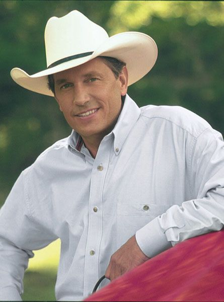"""""""King"""" George Strait...need I say more? :)"""