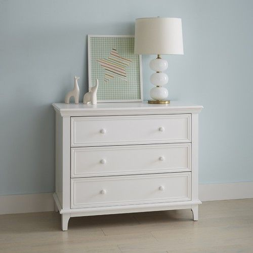 With The Addition Of A Contoured Changing Pad Sold Separately This Dresser Is Ideal Height To