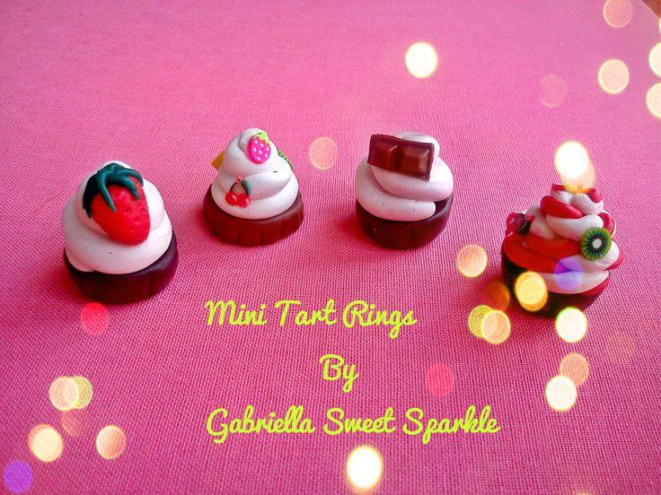 Mini Tarte Rings