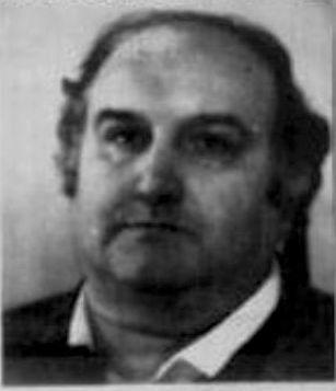 Giuseppe De Tomasi, detto Sergione, usuraio con la Banda della Magliana