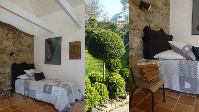 Chambre d'hôte, gîte rural charmant et romantique pour les amoureux en Bretagne - Proche St-Brieuc