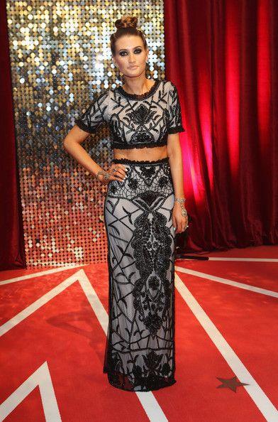 Charley Webb at the 2013 British Soap Awards