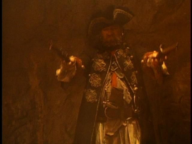 Muppet Treasure Island Captain Flint