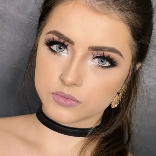 "961 curtidas, 13 comentários - Michelly Palma Makeup (@michellypalmamakeup) no Instagram: "" Achei perfeita para as noivas essa maquiagem """