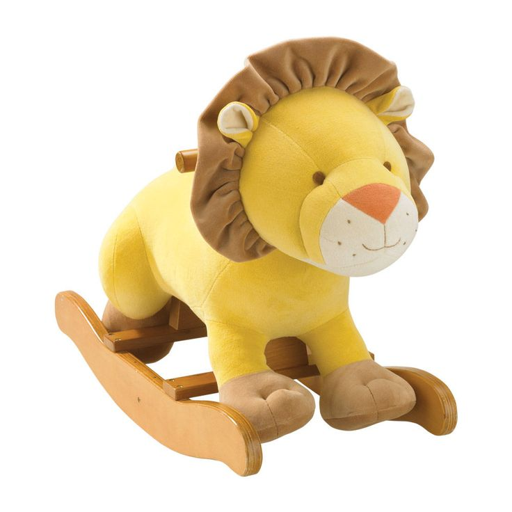 Lion Rocker  So fun and perfect for baby man!!   #NEXTgiggleNURSERY
