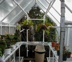 Photos and ideas for amazing PVC projects... First the green house, then bike rack, then tool holder, then.... Well ....