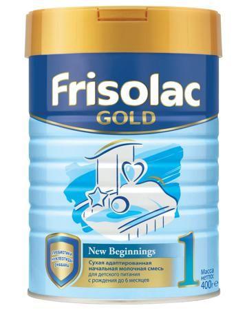 Friso 1 400 г  — 449р. ----------------------------------------- Молочная смесь от компании Friso Frisolac Gold  Фрисолак Голд  1 400 г предназначена для детей с рождения. Инновационная упаковка с защитной крышкой обеспечивает герметичность и удобство использования банки. Детская смесь Фрисолак 1 изготовлена из свежего...