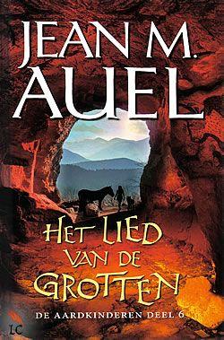"""Boek """"Het lied van de grotten"""" van Jean M. Auel   ISBN: 9789022999776, verschenen: 2011, aantal paginas: 928"""