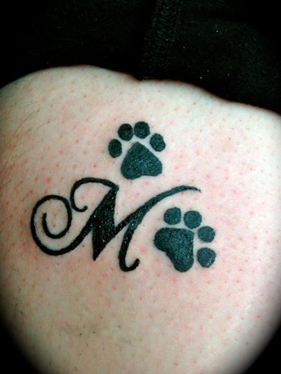 A sweet way to remember your pet is with a tiny tattoo. Contact us for more information on how to become a tattoo artist today! Get more details at www.tattooschool-art.com.