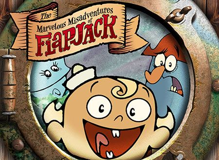 The Marvelous Misadventures of Flapjack on Cartoon Network  - LOVE! Whoever wants to make fun of me for loving Flappy is a boring land-lubber who doesn't like adventure or candy!