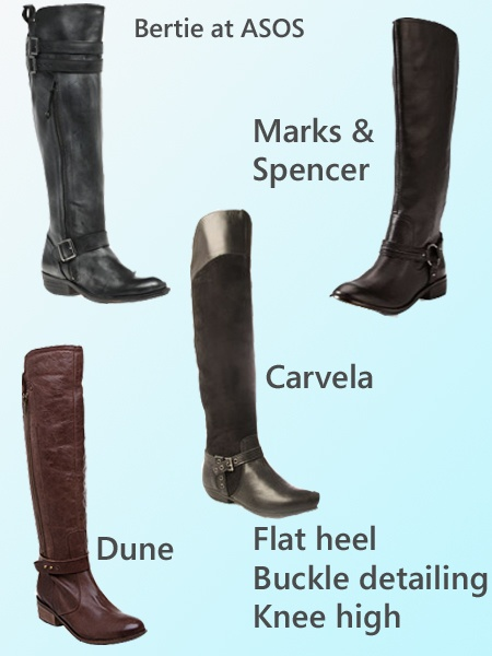 riding boots fashion blog
