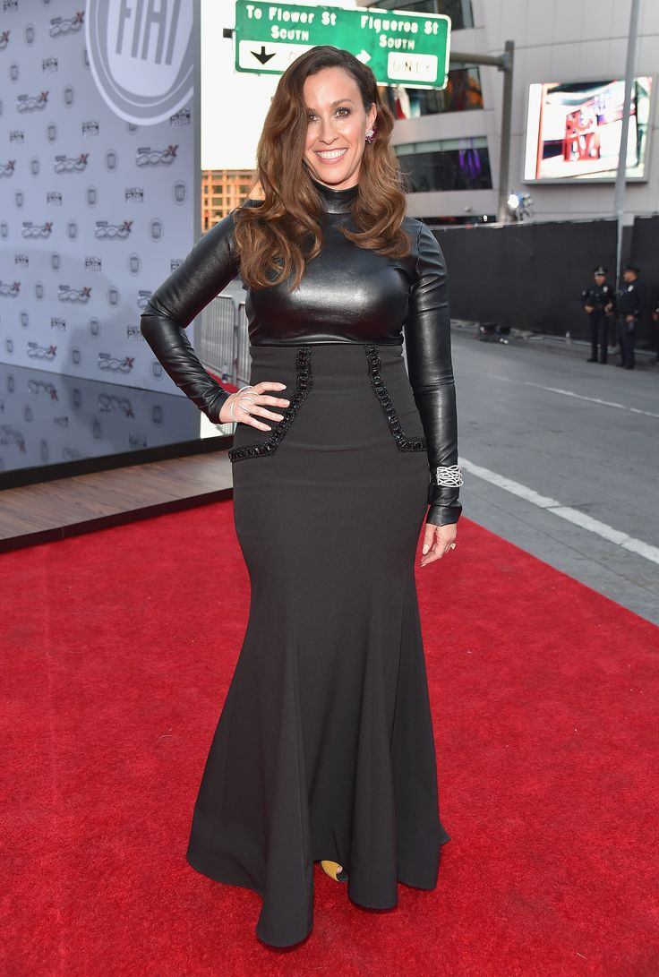 AMA Awards 2015 - Alanis Morrisette in