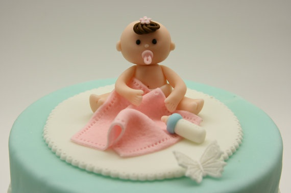 Ahhh sweet baby baby shower pinterest baby girl for Baby footprints cake decoration