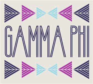 Gamma Phi Beta | Design Archive | Kotis Design
