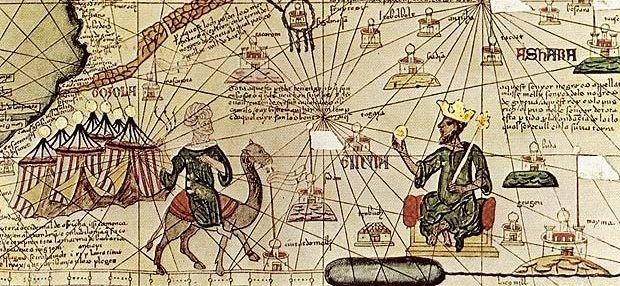 EL ARMARIO DE YAÏVI: ÁFRICA DE AYER: GHANA Y MALI, DOS ANTIGUOS IMPERIOS AFRICANOS.