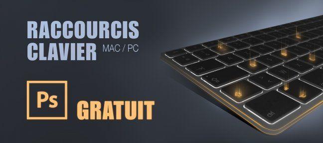 [Tuto Photoshop] Les raccourcis clavier - BonPlanPhoto
