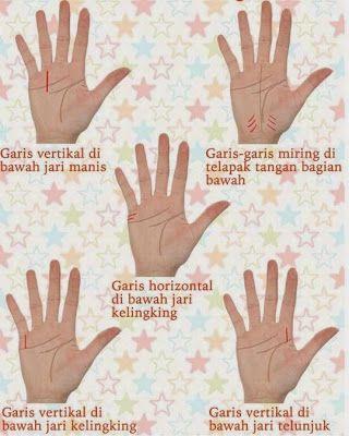Arti 5 Garis di Telapak Tangan dan Cara Membacanya