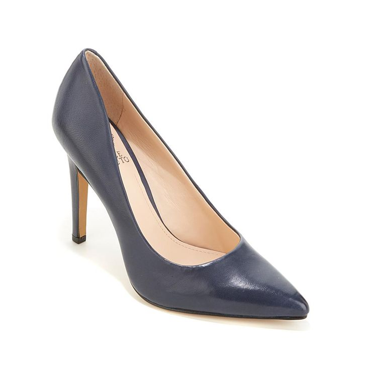 Vince Camuto Kain Pointed-Toe Classic Pump - Black