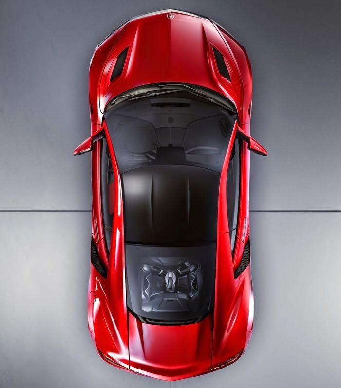 The New Honda NSX (Acura NSX)