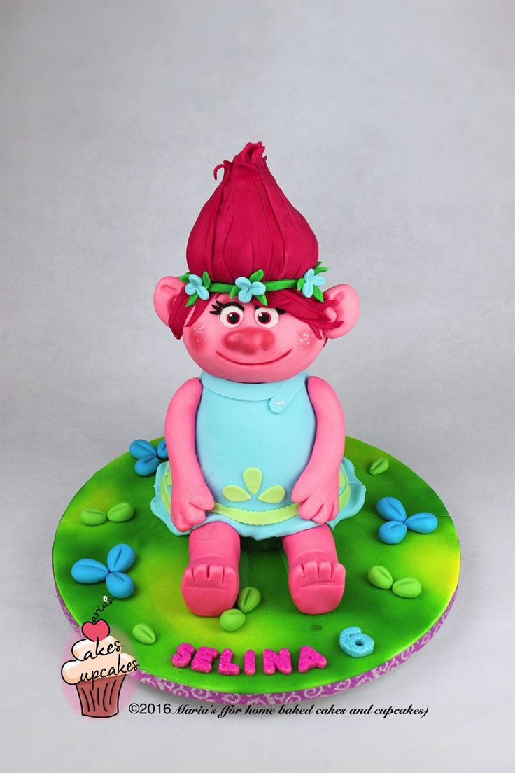 Cake Decoration Trolls : 65 best images about Troll Cakes on Pinterest Movie ...