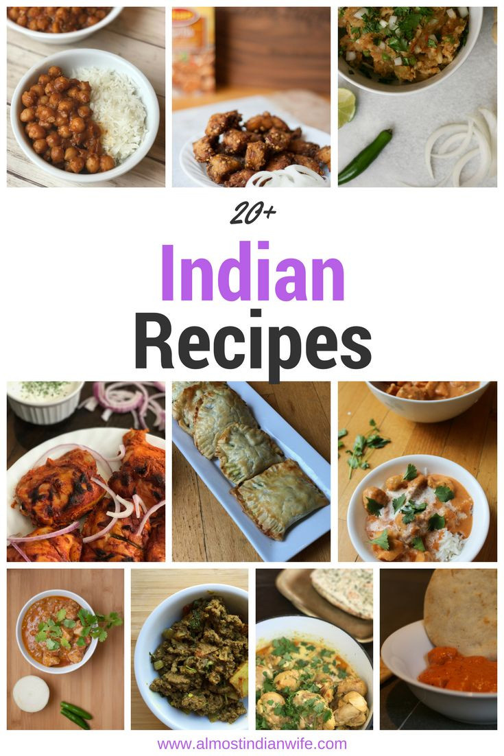 31 best indian images on pinterest cooking food indian dishes and 20 easy indian recipes forumfinder Gallery