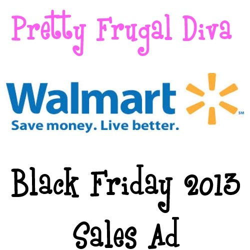 Walmart Black Friday Deals - Start Now- Online and In Store
