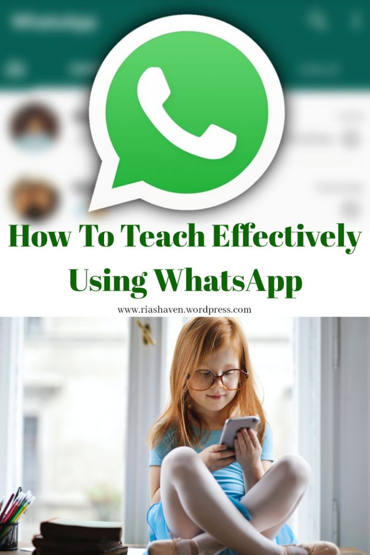 How To Teach Effectively Online Using Whatsapp in 2020