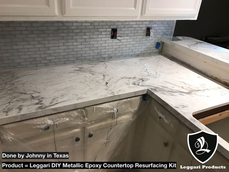 white over resin countertop coating countertops plans designs for diy about timer metallic laminate epoxy kitchen