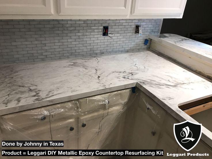 countertop countertops epoxy two and more white marble polyurea options