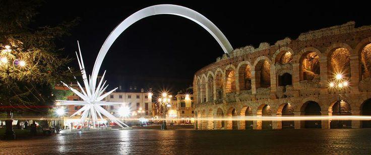 Verona la nostra  meravigliosa città