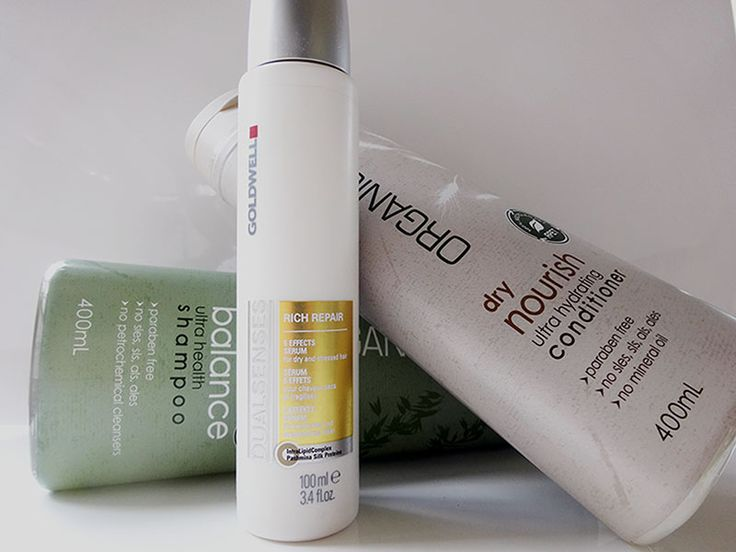 Review of my current haircare loves by Goldwell & Organic Care. Read now at lovefacebeauty.com