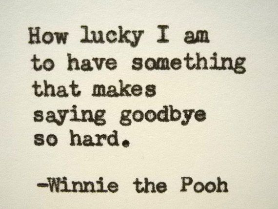 1000+ Saying Goodbye Quotes On Pinterest