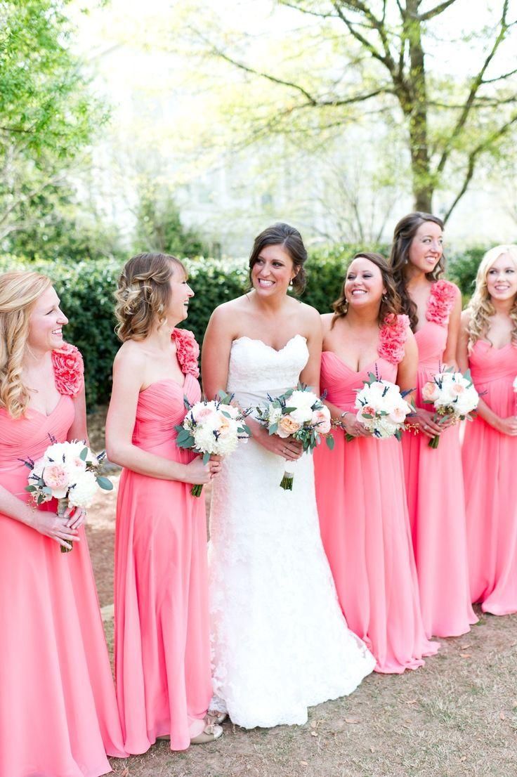 Mejores 158 imágenes de Bridesmaids Colour Schemes en Pinterest ...