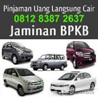 Pinjaman uang satu jam cair data persyaratan lengkap dan bpkb mobil atas nama sendiri. call sms WA 081283872637