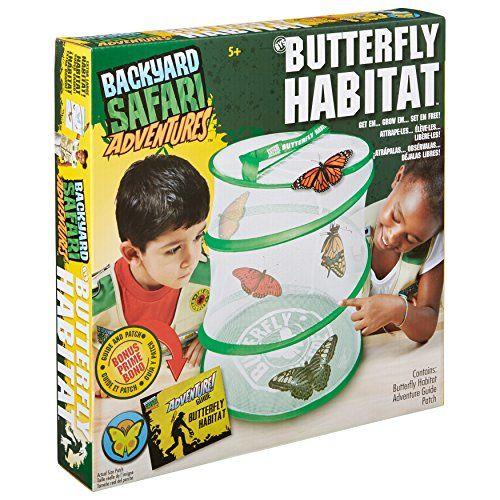 Backyard Safari Butterfly Habitat Yard Safari Butterfly ...