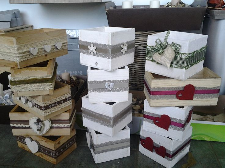 My boxes