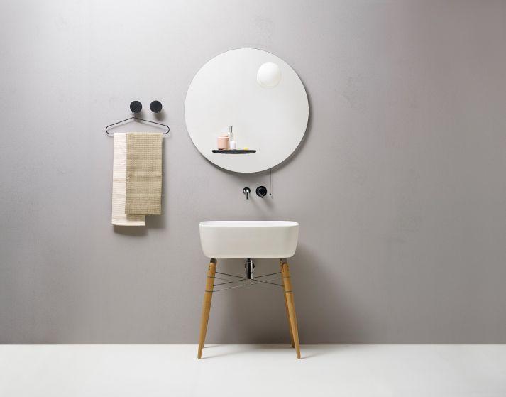 Badezimmerspiegel rund ~ 366 best mirrors spiegel miroir images on pinterest glass