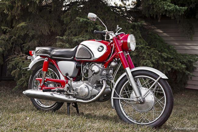 Honda Super Hawk :: Amee Reehal Blog