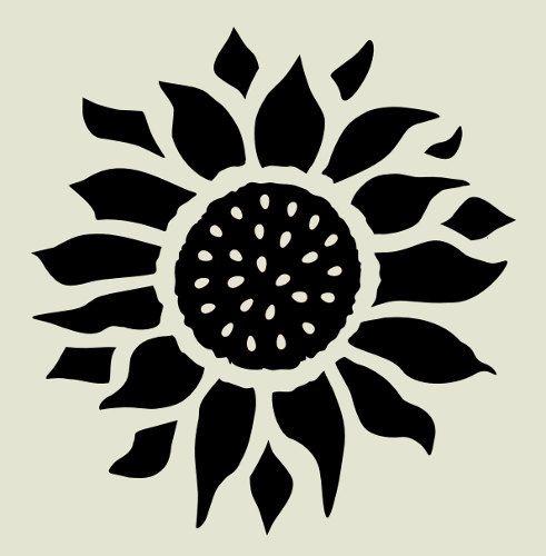 flower stencil patterns - photo #45